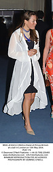MISS JESSICA CRAIG a friend of Prince William at a ball in London on 13th May 2004.<br /> PUD 179