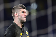 Fraser Forster of Celtic before the UEFA Europa League, Group E football match between SS Lazio and Celtic FC on November 7, 2019 at Stadio Olimpico in Rome, Italy - Photo Federico Proietti / ProSportsImages / DPPI
