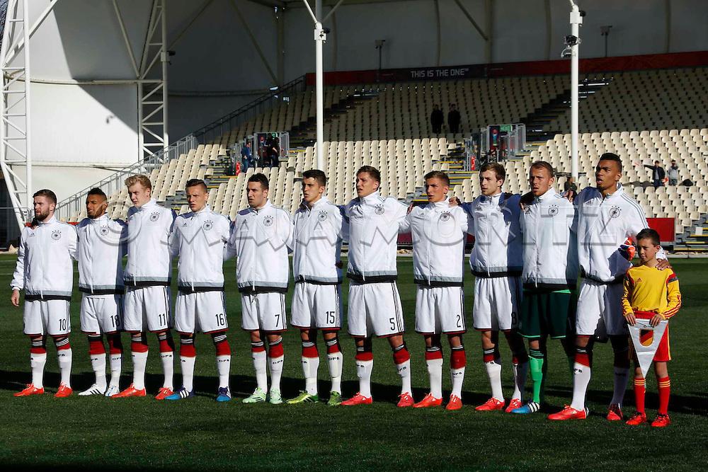 Germany, U20 team, group match, Group F