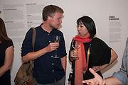 ANDY SEWELL; RINKO KAWAUCHI, The Deutsche Börse Photography Prize 2012. Photographers Gallery. Ramillies Place, London. 3 September 2012.