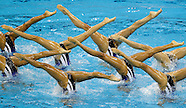 2011 Fina SYN World Champs @ Shanghai
