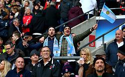 Argentina fans at Twickenham - Mandatory by-line: Robbie Stephenson/JMP - 11/11/2017 - RUGBY - Twickenham Stadium - London, England - England v Argentina - Old Mutual Wealth Series