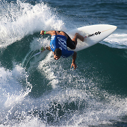 Willian Cardoso - Brazil during the The Ballito Pro at Willard Beach, Ballito, South Africa. (Photo Brian Spurr)