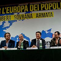 Europa Risorge, ultradestra europea si ritrova a Roma