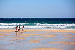 UK CORNWALL ST IVES 10JUN08 - Visitors enjoy the sandy beach and surf at St Ives in Cornwall, western England...jre/Photo by Jiri Rezac / WWF UK..© Jiri Rezac 2008..Contact: +44 (0) 7050 110 417.Mobile:  +44 (0) 7801 337 683.Office:  +44 (0) 20 8968 9635..Email:   jiri@jirirezac.com.Web:    www.jirirezac.com..© All images Jiri Rezac 2008 - All rights reserved.