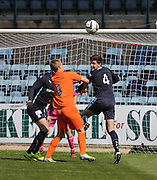 Kostadin Gadzhalov - Dundee v Kilmarnock, SPFL Under 20s Development League at Dens Park<br /> <br />  - &copy; David Young - www.davidyoungphoto.co.uk - email: davidyoungphoto@gmail.com