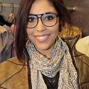NLD/Amsterdam/20110124 - Josh V VIP Launch Modefabriek RAI, Hind Laroussi