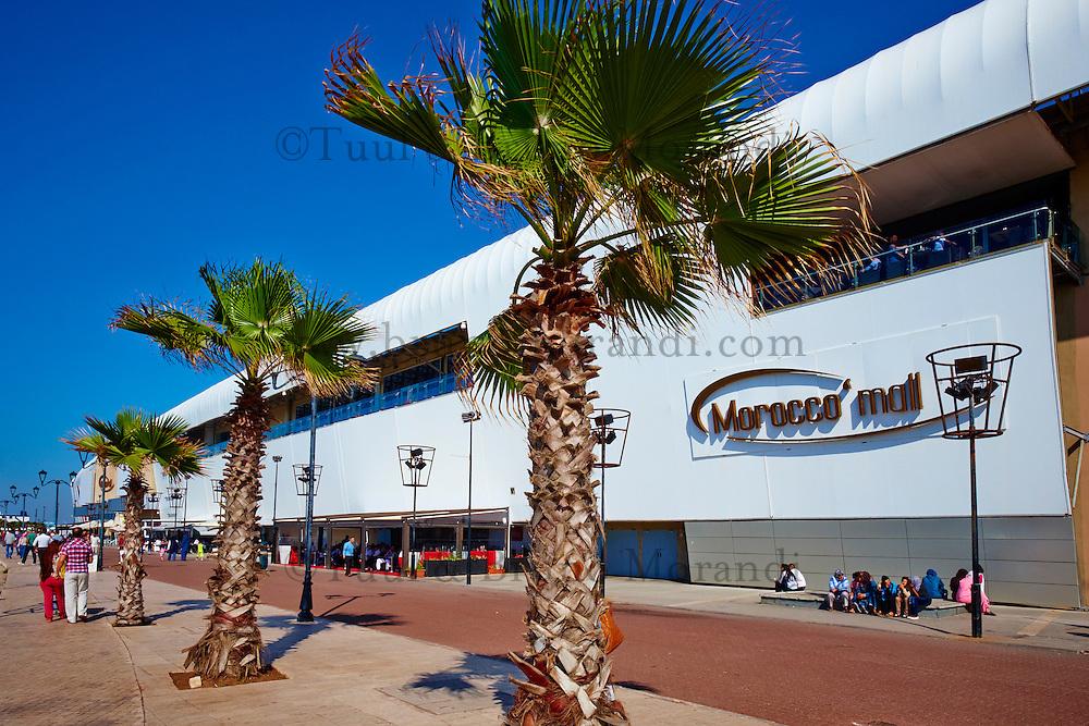 Maroc, Casablanca, Morocco Mall // Morocco, Casablanca, Morocco Mall