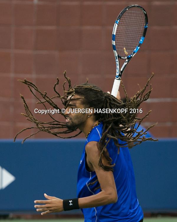 DUSTIN BROWN (GER)<br /> <br /> Tennis - US Open 2016 - Grand Slam ITF / ATP / WTA -  Flushing Meadows - New York - New York - USA  - 30 August 2016.