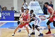 Kaukenas Rimantas<br /> MIA Cantu - Grissin Bon Reggio Emilia<br /> Lega Basket Serie A 2016/2017<br /> Desio 06/03/2017<br /> Foto Ciamillo-Castoria