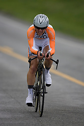 Joel Dion-Poitras (EVA) during stage 1 of the Tour of Virginia.  The Tour of Virginia began with a 4.7 mile individual time trial near Natural Bridge, VA on April 24, 2007. Formerly known as the Tour of Shenandoah, the ToV has gained National Race Calendar (NRC) status for the first time in its five year history.