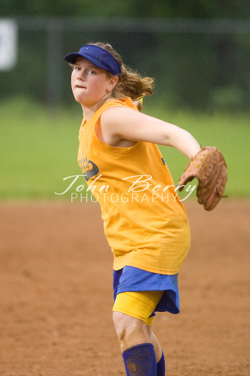 MPR 12U Softball .Wildcats vs Sizzlers .5/15/2008..