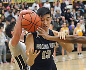 Volcano Vista vs Cibola  boys basketball