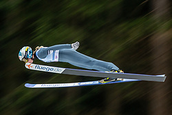 VOROS Virag (HUN) during first round on day 2 of  FIS Ski Jumping World Cup Ladies Ljubno 2020, on February 23th, 2020 in Ljubno ob Savinji, Ljubno ob Savinji, Slovenia. Photo by Matic Ritonja / Sportida