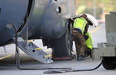 Wellington-RNZAF Hercules blows tyre on landing