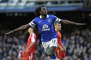 Everton v Southampton 291213