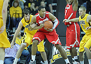 January 07, 2011: Iowa Hawkeyes forward Zach McCabe (15) and Ohio State Buckeyes forward Jared Sullinger (0) battle for the ball during the the NCAA basketball game between the Ohio State Buckeyes and the Iowa Hawkeyes at Carver-Hawkeye Arena in Iowa City, Iowa on Saturday, January 7, 2012.