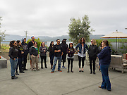 Tour begins at Point Reyes Farmstead