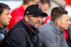 Liverpool manager Jurgen Klopp - Mandatory by-line: Robbie Stephenson/JMP - 11/11/2018 - FOOTBALL - Anfield - Liverpool, England - Liverpool v Fulham - Premier League