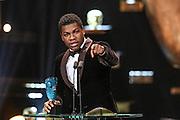 Category: EE Rising Star<br /> Winner: John Boyega