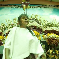 Guatemala, tre giorni di digiuno in una chiesa evangelica.