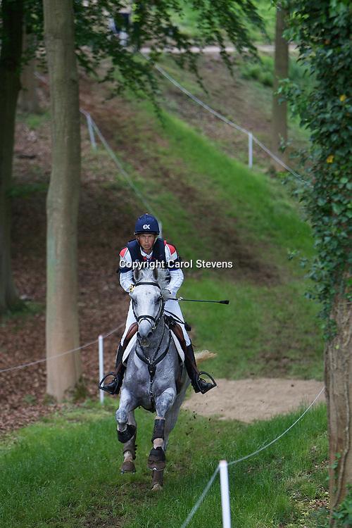 Equi-Trek Bramham International Horse Trials 2012  CIC3*<br /> Carl Bouckaert and Mensa (BEL)