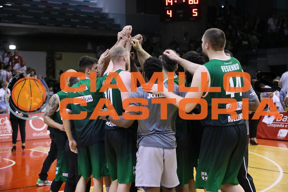 Sidigas Avellino<br /> Grissin Bon Reggio Emilia - Sidigas Avellino<br /> Playoff gara 3<br /> Legabasket A 2016/2017<br /> reggio emila17/05/2017<br /> Foto Ciamillo-Castoria