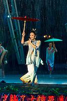 """Cultural performance """"Zhouzhuang in All Seasons"""", Zhouzhuang, China"""