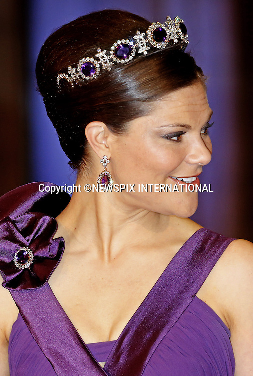 "CROWN PRINCESS VICTORIA OF SWEDEN.attend the gala farewell dinner for Queen Beatrix at the Rijksmuseum in Amsterdam, The Netherlands_April 29, 2013..Crown Prince Willem-Alexander and Crown Princess Maxima will be proclaimed King and Queen  of The Netherlands on the abdication of Queen Beatrix on 30th April 2013..Mandatory Credit Photos: ©NEWSPIX INTERNATIONAL..**ALL FEES PAYABLE TO: ""NEWSPIX INTERNATIONAL""**..PHOTO CREDIT MANDATORY!!: NEWSPIX INTERNATIONAL(Failure to credit will incur a surcharge of 100% of reproduction fees)..IMMEDIATE CONFIRMATION OF USAGE REQUIRED:.Newspix International, 31 Chinnery Hill, Bishop's Stortford, ENGLAND CM23 3PS.Tel:+441279 324672  ; Fax: +441279656877.Mobile:  0777568 1153.e-mail: info@newspixinternational.co.uk"