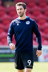 Will Grigg of Wigan Athletic - Mandatory by-line: Robbie Stephenson/JMP - 21/04/2018 - FOOTBALL - Highbury Stadium - Fleetwood, England - Fleetwood Town v Wigan Athletic - Sky Bet League One