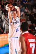Campli, 26 giugno 2008<br /> Basket, Nazionale Italiana Maschile<br /> Amichevole<br /> Italia-Iran<br /> Nella foto: <br /> Foto Ciamillo