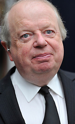 © Licensed to London News Pictures. 17 April 2013. St Paul's Cathedral London. John Sergeant. Funeral of Baroness Thatcher, former Conservative Prime Minister. Photo credit : MarkHemsworth/LNP