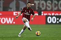 Milan-Lazio - Serie A 22a giornata - Nella foto : Giacomo Bonaventura  - Milan