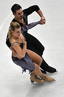Madison HUBBELL, Zachary DONOHUE USA <br /> Ice Dance Short Dance <br /> Milano 23/03/2018 Assago Forum <br /> Milano 2018 - ISU World Figure Skating Championships <br /> Foto Andrea Staccioli / Insidefoto