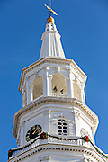 St Michaels Church in Charleston, South Carolina.