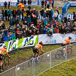 20190201: UCI CX Worlds : Dübendorf: the dutch armada leading the race