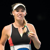 Champions Battle 2018 - Caroline Wozniacki - Venus Williams