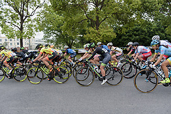 Rachele Barbieri in the bunch at Tour of Chongming Island - Stage 1. A 118.8km road race on Chongming Island, China on 5th May 2017.