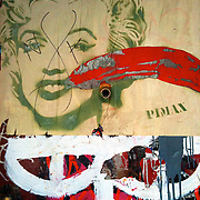 Marilyn Banana in Red