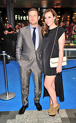 "© licensed to London News Pictures. London, UK  12/05/11 Dermot O'Leary attends the UK premiere of Pirates of the Carribean 4 ""on Stranger Tides"" at Londons Westfield . Please see special instructions for usage rates. Photo credit should read AlanRoxborough/LNP"