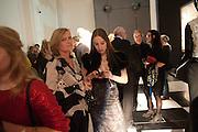 La Mania launch party. The Royal Academy. Burlington St. London. 16 February 2012.