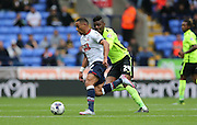 Bolton Wanderers midfielder Liam Feeney during the Sky Bet Championship match between Bolton Wanderers and Brighton and Hove Albion at the Macron Stadium, Bolton, England on 26 September 2015.