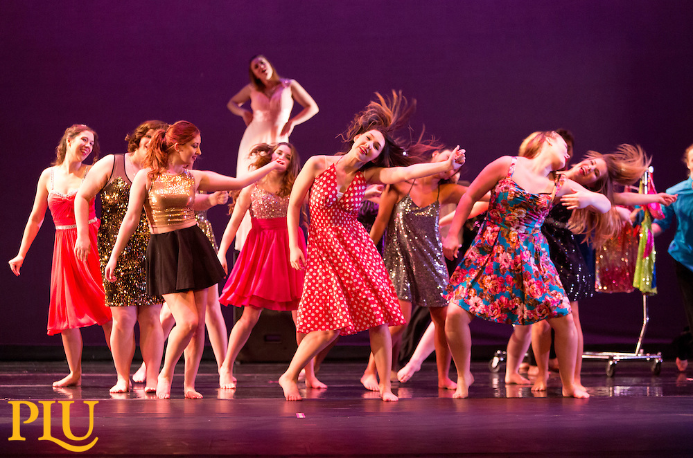 Dance 2015 in Eastvold Auditorium of the Phillips Center on Thursday, April 9, 2015. (Photo: John Froschauer/PLU)