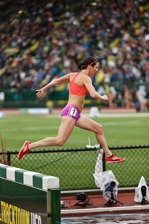 women's steeplechase, June