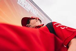 "November 9, 2018 - SãO Paulo, Brazil - SÃO PAULO, SP - 09.11.2018: GRANDE PRÊMIO DO BRASIL DE FÃ""RMULA 1 2018 - Kimi Räikkönen (RAIKKONEN), FIN, Team Scuderia Ferrari, during the Brazilian Grand Prix of Formula 1 2018 held at the Autodromo de Interlagos in São Paulo, SP. (Credit Image: © Victor EleutéRio/Fotoarena via ZUMA Press)"