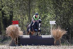 Buyck Joachim (BEL) - Soemeers Bart<br /> Nationale Pony eventing Affligem 2013<br /> © Dirk Caremans