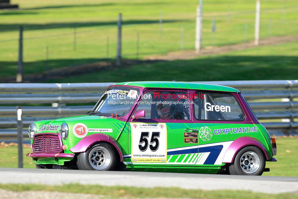 #55 Michael Green Mini Miglia