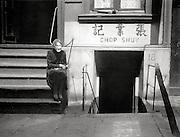 Chop Shuy shop Hamburg, 1930s