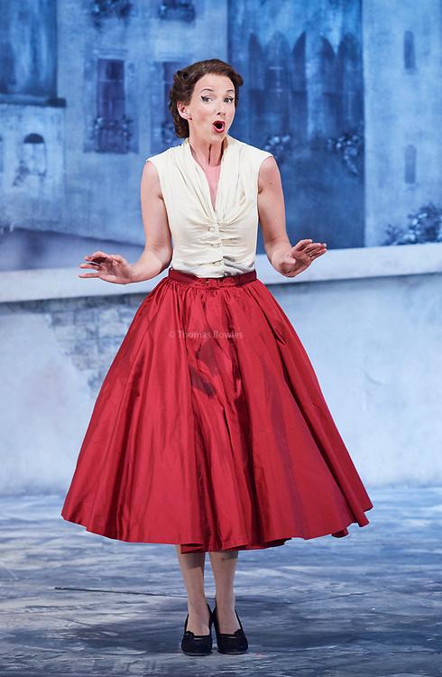 23nd June 2017.Il Turco in Italia, Rossini  at Garsignton Opera. <br /> <br /> Fiorilla - Sarah Tynan