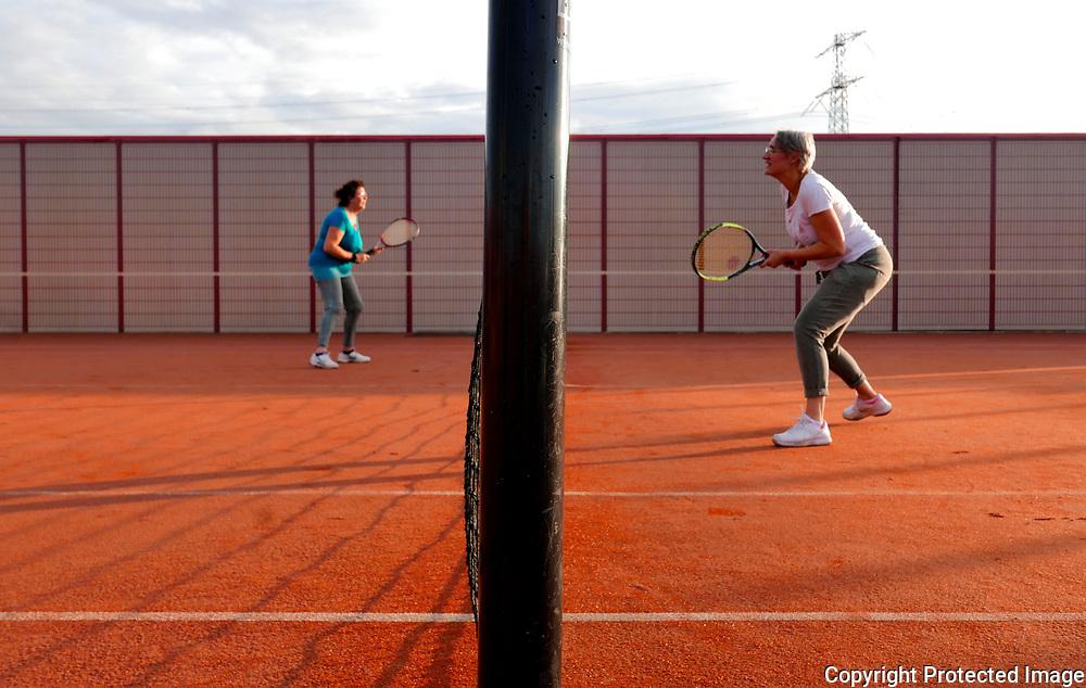 July 25, 2017 - 20:33<br /> The Netherlands, Amsterdam - Tennisclub IJburg
